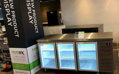 Staycold's New Market Challenger Underbar Fridge Tested by Chefs